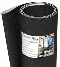 Ntl190072 NordicTrack Elite 7500 Running Belt 2ply Sand Blast +1oz Lube