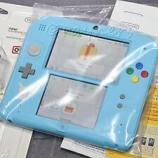 (No Box) Special Edition Nintendo 2DS Console + Pokemon Sun Game+ AC Mains 002