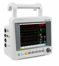 Edan M50 iM50 patient monitor , SPO2, Temp , ECG , NIBP , Optional Roll Stand