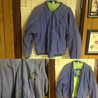 1990's VINTAGE jacket coat O'NEILL surfing Stussy. avp beach volleyball!!.