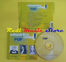 CD CHARTS ONLY POP compilation 2000 LAUPER PAUL YOUNG SPAGNA (C6*) no mc lp dvd