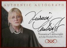 Revenge - Veronica Cartwright - Judge Blackwell - Autograph Card A13 Cryptozoic