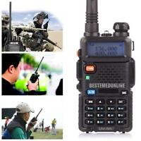 NEW BAOFENG UV-5R Radio Transceiver Walkie Talkie Dual Band VHF/UHF Two Way Ham