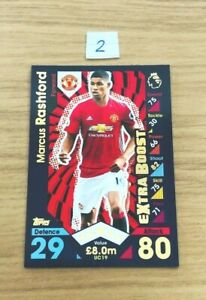 Topps Match Attax Extra 2016/2017 (16/17) - Rookie Cards (RC)