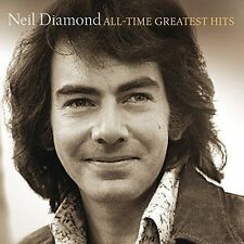 NEIL DIAMOND - ALL-TIME GREATEST HITS (NEW CD)