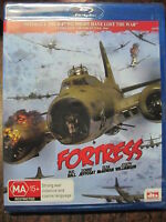 Fortress B17 Bomber Command WW2 Movie Blu Ray  - war movie about a crew of B17