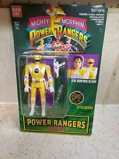 POWER RANGERS MIGHTY MORPHIN POWER RANGERS YELLOW TRINI BANDAI #2314 1994 BANDAI