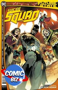 FUTURE STATE SUICIDE SQUAD #1 (OF 2) (2021) 1ST PRINTING MAIN COVER DC COMICS