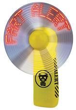 Fart Alert Fan Handheld Battery Fan Gift Joke Prank Adult Novelty Product