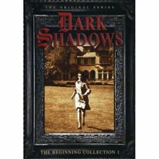 Dark Shadows - The Beginning Episodes 1-35, 4-Dvd Set, Dan Curtis, vampires!