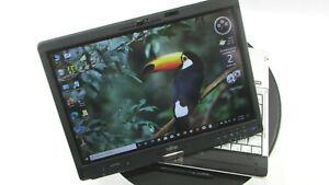 Lifebook T901 i7 @2.7GHz/8GB/128G SSD+500 HDD DVD Stylus Gr8 Bttry Pwr Cord T902