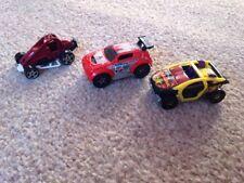 3 X Hotwheels Rally Cars-posible escala 1:64