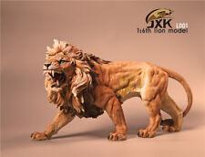 "JXK 1/6 Scale African lion beast lion Animal Forest King For 12"" Figure Scene"