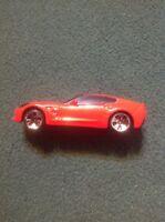 2014 Cherry Bomb Red Chevrolet Chevy CORVETTE Stingray Vehicle Car Toy 1:64