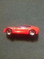 2014 Cherry Bomb Red Chevrolet Chevy CORVETTE Stingray Vehicle Car Toy 1:64