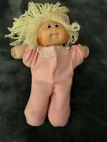 Vintage 1984 Small Cabbage Patch Doll