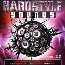 HARDSTYLE SOUNDS 2 = Coone/Artic/Drone/Heart/Prophet...=3CDs= PHATTE TRAX!