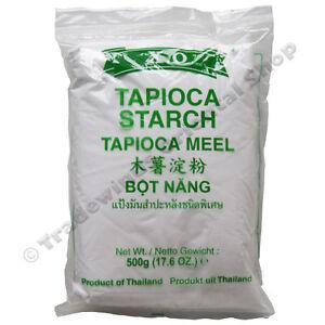 X.O TAPIOCA STARCH - 500G
