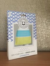 The Great British Sewing Bee - Sew Your Own Apron Kit - Brand New
