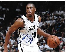 Thaddeus Young Signed 8x10 Inch Photo w COA Nets Indiana Pacers Autograph Auto