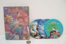 Tenchi RYO OH KI ( 3 Disc DVD BOX SET ) Episode 1-13 The Movie Collection RARE !