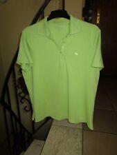 * CANDA * Damen Poloshirt Gr. XL - Pistazie - Kurzarm - Guter Zustand