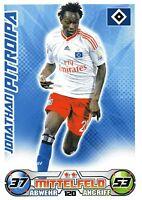 120 Jonathan Pitroipa - Hamburger SV - TOPPS Match Attax 2009/2010