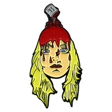 Carrie (enamel pin) - lapel, button, horror, Stephen king