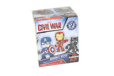 CIVIL WAR MYSTERY MINI CAPTAIN AMERICA 3: ONE BLIND BOX VINYL FIGURE (A09)