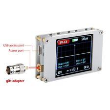 "DSO188 Mini 1.8"" Digital Storage Oscilloscope 1MHz Bandwidth 5MS/s Professional"