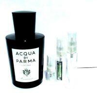 Acqua Di Parma Colonia Essenza - 5ml Glass Decant Atomizer- SAMPLE