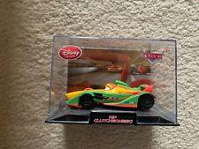 Disney Pixar Cars Rip Clutchgoneski Diecast 1/43 scale with case