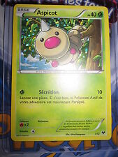 POKEMON NEUF PROMO ASPICOT 1/12 2013 MACDO HAPPY MEAL MINT HOLO FRENCH NEUVE