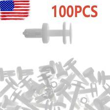 100pc Door Trim Retainer Clip for MC Jimmy K1500 Yukon C3500 6.5L 4.3L Engines