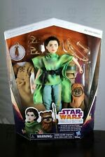 PRINCESS LEIA ORGANA & WICKET EWOK Endor Adventure Star Wars Forces of Destiny