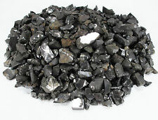 ELITE Shungite Natural rough Silver Noble 155 gr/0.34 lb Clean Water - RUSSIA