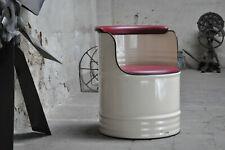Fass Sessel aus 200 Liter Fass Oelfass Blechfass Barrel - Farben nach Wahl
