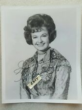 Dale Evans Rogers photo in Fancy Jacket and Hairdo with inscription  HS