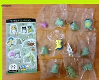 New Pokemon center Pikachu Migawari small figure set x 6P Japan ditto substitute