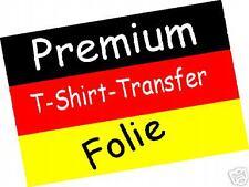 20 x Premium T-Shirt Transferfolie Photoqualität -NEU!!! Fachhandel