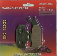 Yamaha Disc Brake Pads YFM400 2000-2007 Rear (1 set)