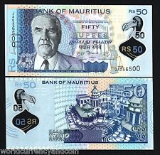 MAURITIUS   500  RUPEES  2013   P 66a  Polymer Uncirculated  Prefix PB