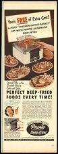 1953 vintage ad for Presto Deep Fryers-533