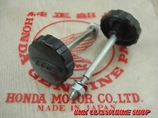 NEW Honda Benly 125 150 C92 C95 CA92 CA95 CB92 Knob Latch Side Cover R/L  JAPAN