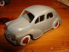 NOREV ANCIENNE - RENAULT 4 CV GRISE - MADE IN FRANCE - 1/43