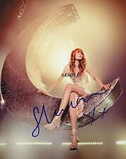 FLORENCE WELCH REPRINT AUTOGRAPHED SIGNED 8X10 PICTURE PHOTO COLLECTIBLE RP