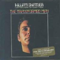 WILLIAM SHATNER - THE TRANSFORMED MAN NEW CD