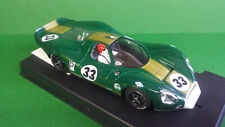NSR 1053 FORD P68 #33 BRITISH LIMITED EDITION GREEN WITH GOLD