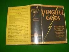 Gertrude Atherton Vengeful Gods: A Processional Novel 1928 1st