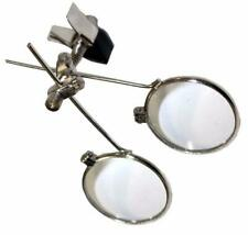 Jeweller's Eye Loupe Clip-On Eye Glasses Jewellery Making Repair Magnifier Craft